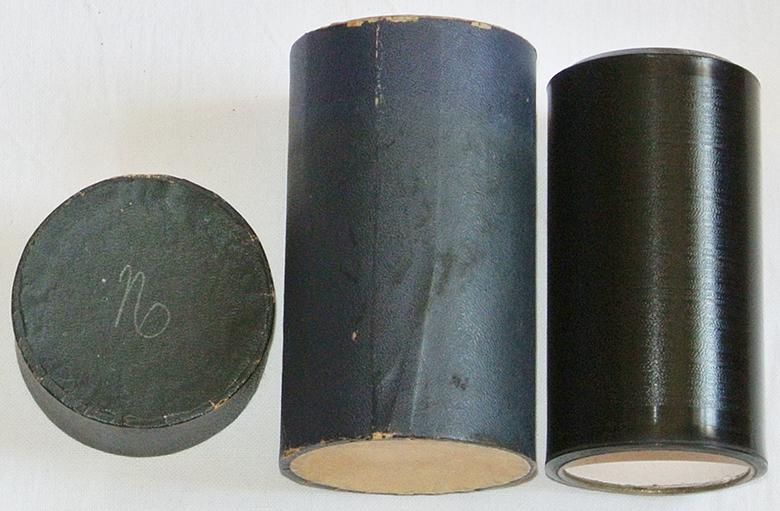 Celluloid Walze Nationalohymne Phonograph